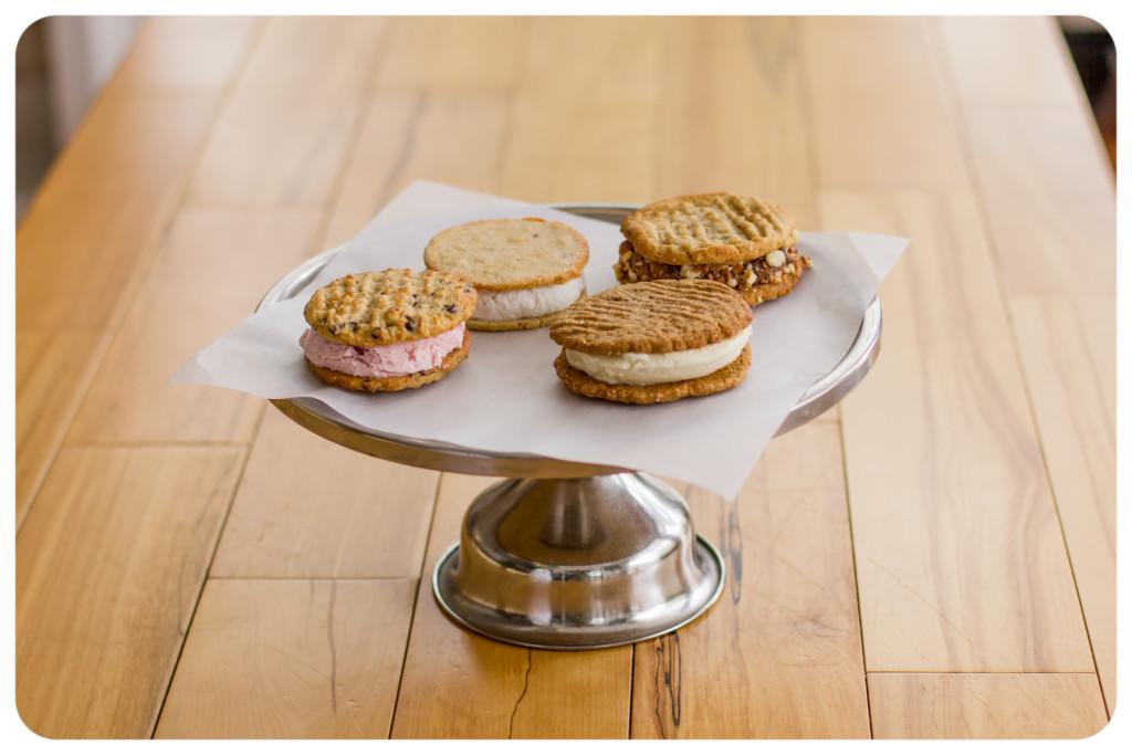 Best Ice Cream Sandwiches by Cookie Martinez