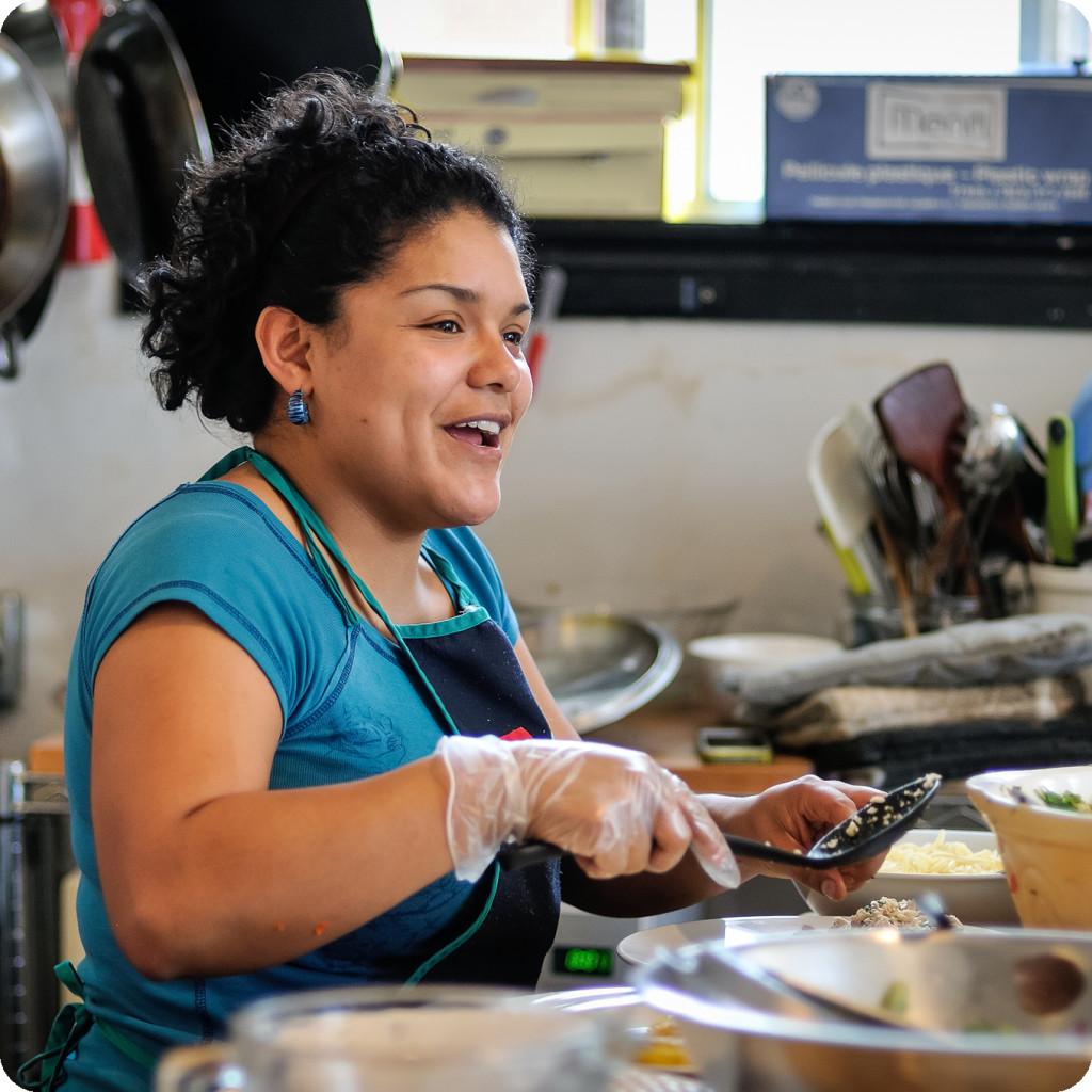 Chef Natalia Martinez Martinez